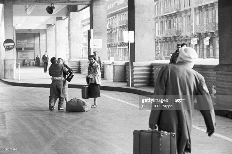 Возвращение резервистов 23 окт 1956 2 Ф Ле теллье12.jpg