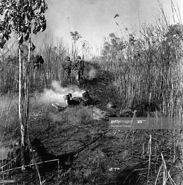 ДБФ разведка к северу от лагеря 1954.jpg