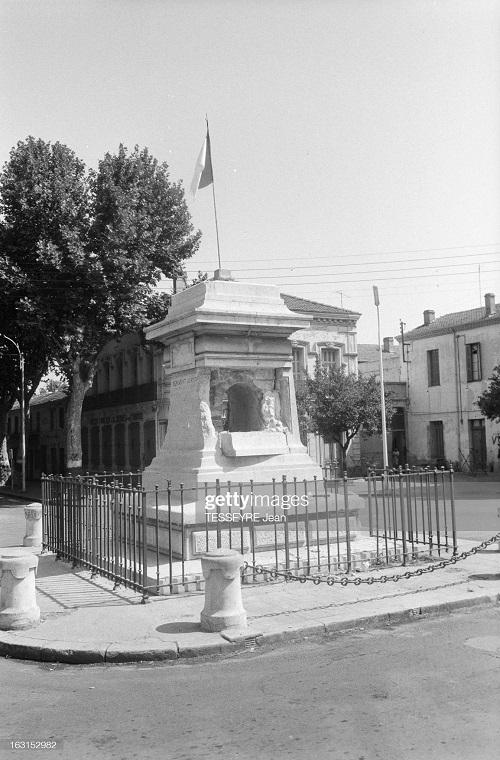памятник серж Бландана в буфарике 7 авг 1962 Ж Тессьер.jpg