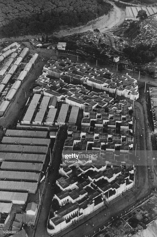 совр жилой комплекс на окраине Алжира сент 1957 г сохурек.jpg