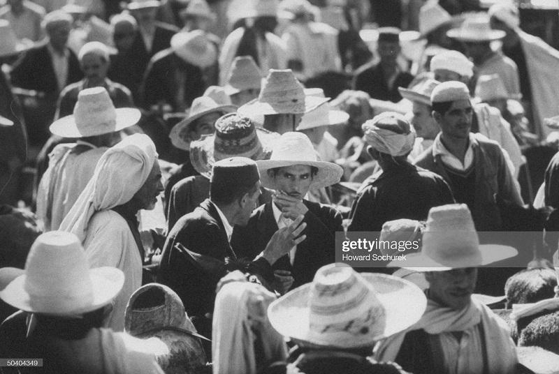 В Алжире сент 1957 Сохурек.jpg