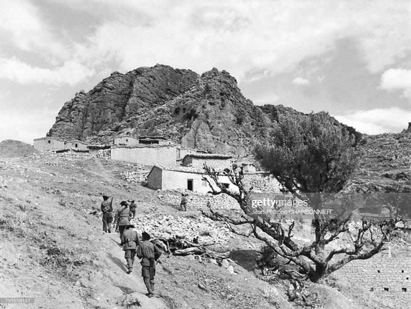 Кабилия альп стрелки 1957 шарбонье2.jpg