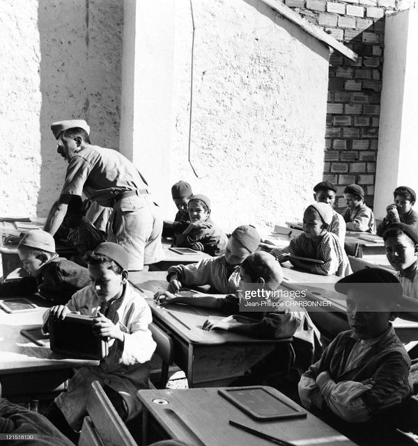 Кабилия в классе 1957 Шарбонье.jpg