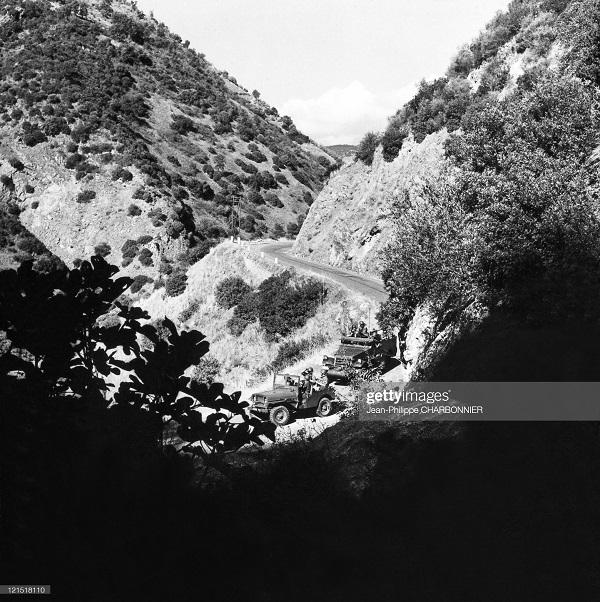 Кабилия конвой 1957 Шарбонье.jpg