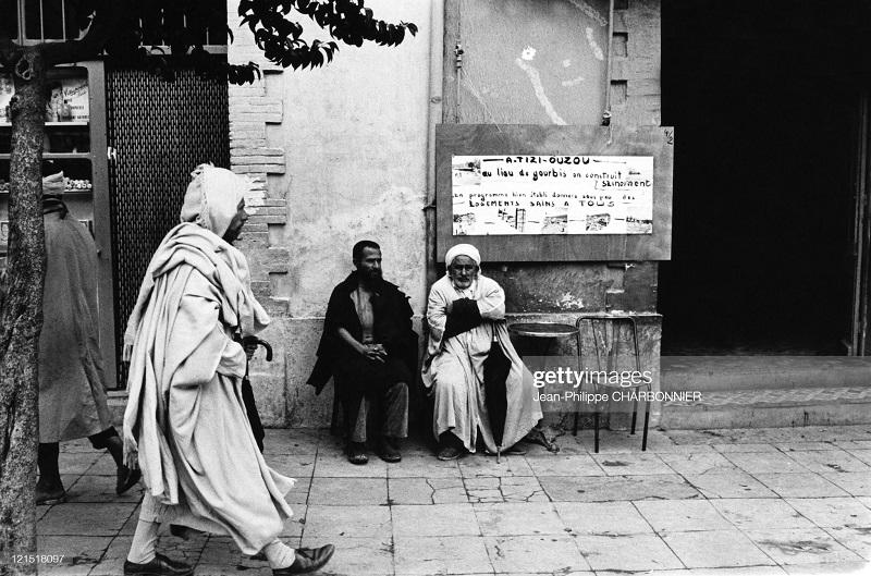 Кабилия на улице 1957  Шарбонье.jpg