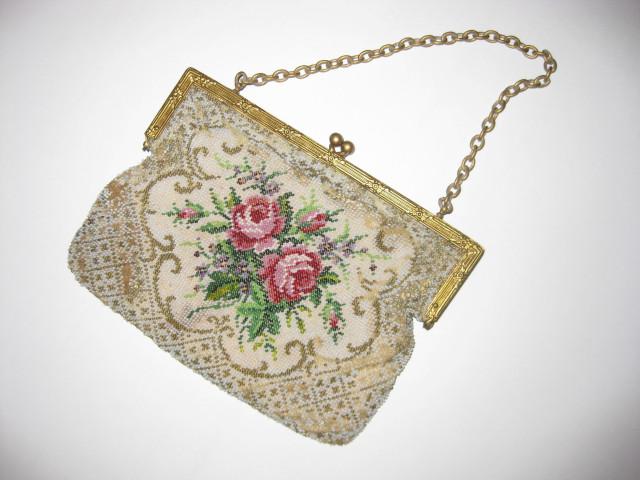 Www 3 kota ru старинная сумочка из мельчайшего бисера