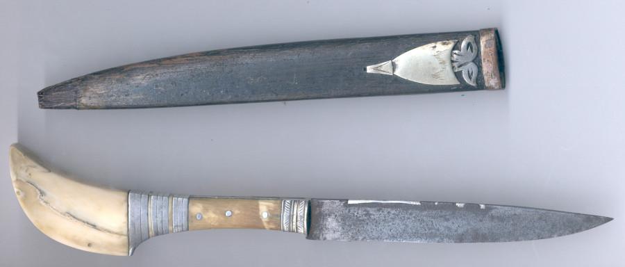 Новогодняя сказка: старый нож с Мальдивских островов 8