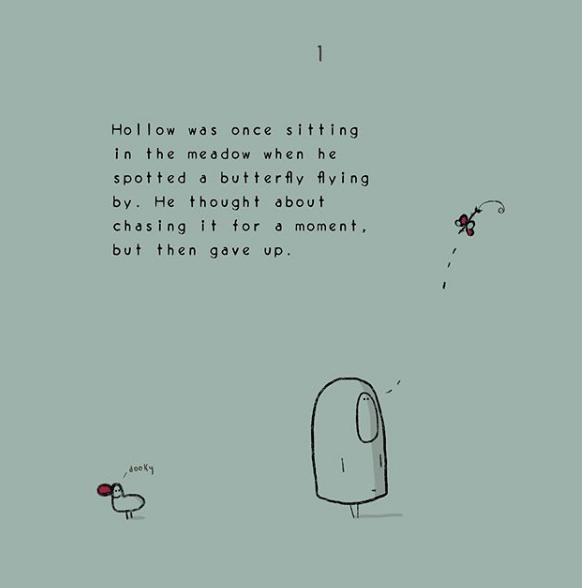 Первое приключение Hollow
