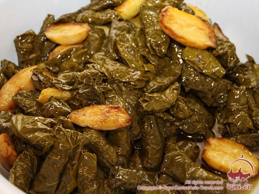 узбекская долма рецепт с фото