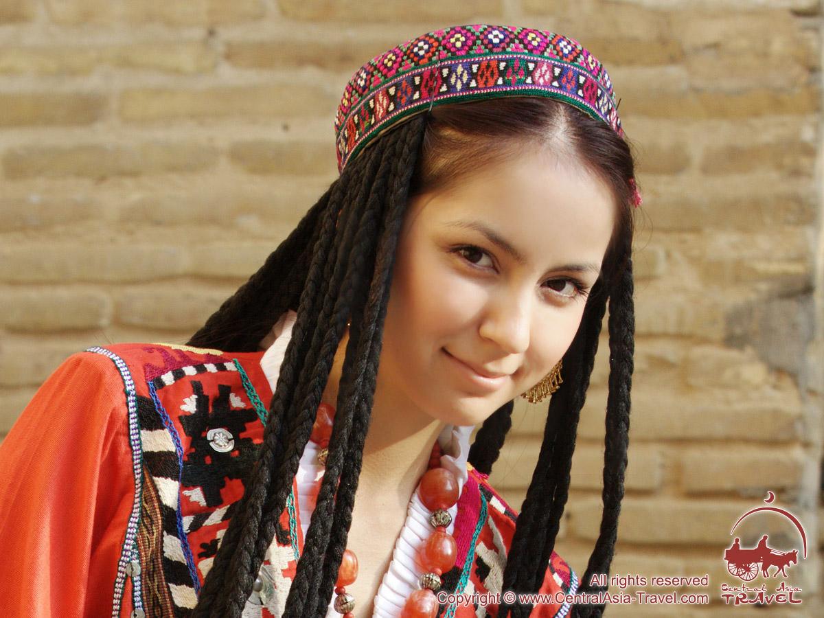 Как сделать таджикский макияж