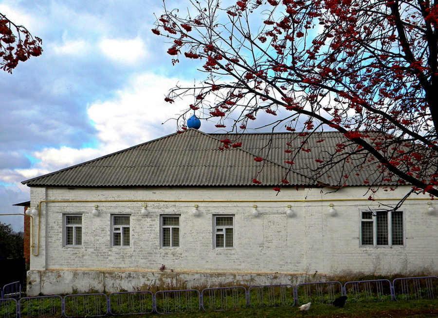 Белгород Церковь Село Стрелецкое Королёва Дом 4