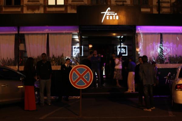 Fame cafe