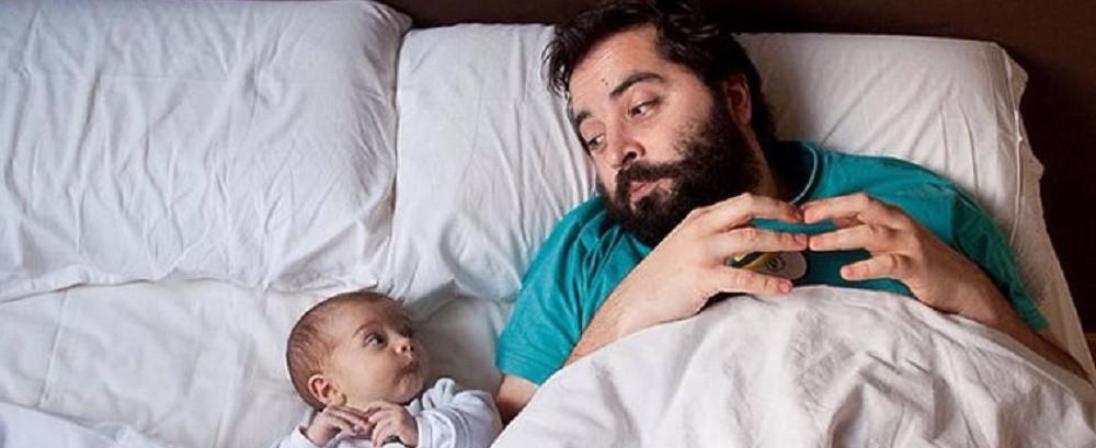 Папы и малыши - Разное - Приколы - bigmir)net