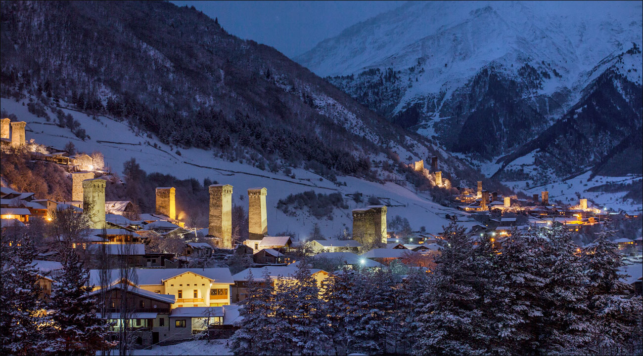 тбилиси что посмотреть зимой числе прочих