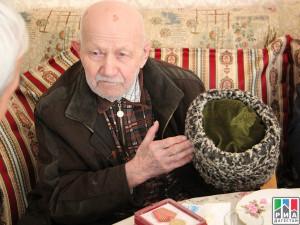 Гусен Шихахмедов, старейший ветеран ВОВ