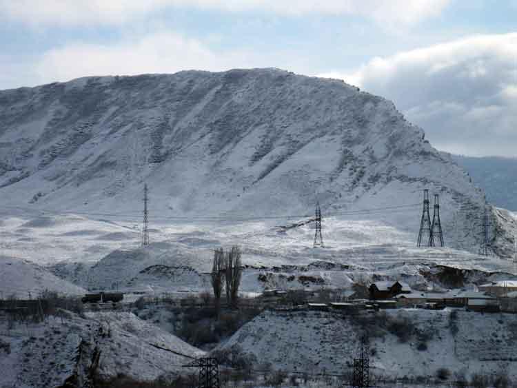 Горный Дагестан - Российское фото