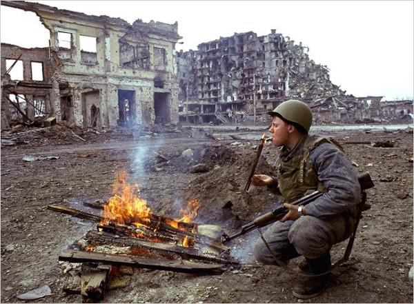 Грабёж и развал в России