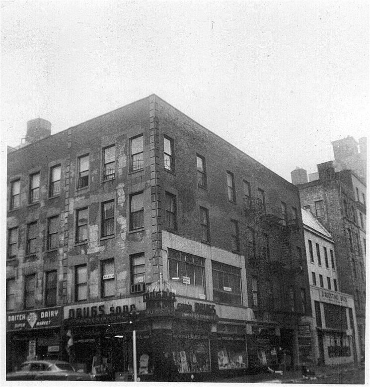 132 East 85th Street, ~1955