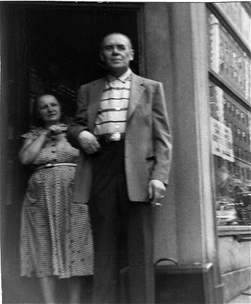 1955 - Tailor on 85th Street