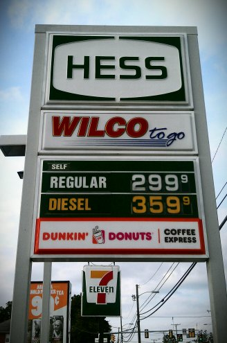 Hess Gas Harrisonburg