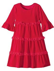 платье Hanna Anderson - копия
