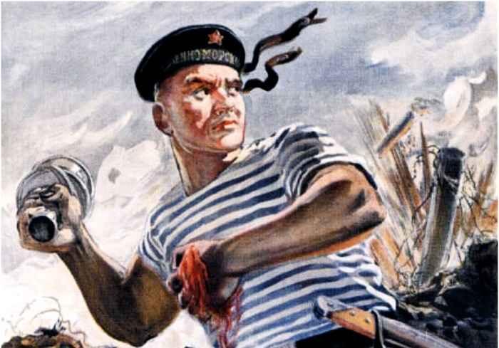 День работников морского флота