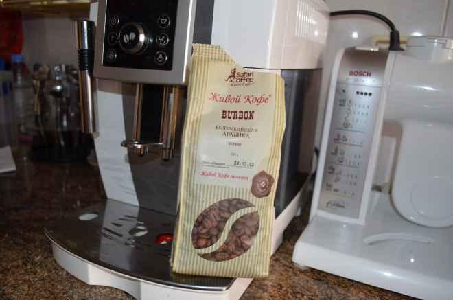 Кофе Burbon
