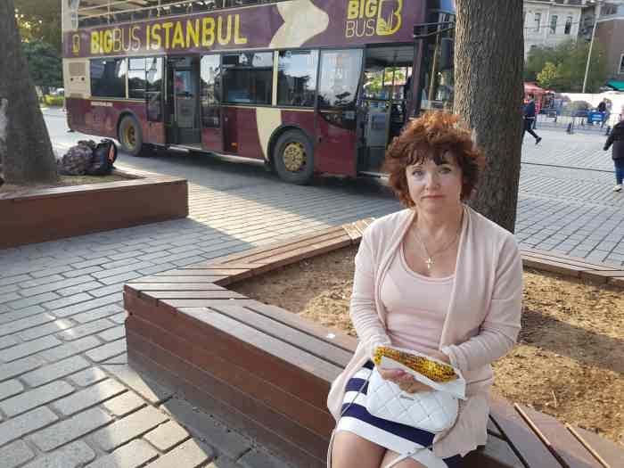 Площадь Султана Ахмета Стамбул
