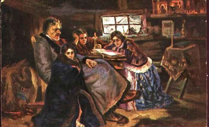 Меньшиков в Берёзове