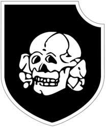 Эмблема дивизии СС Мёртвая голова