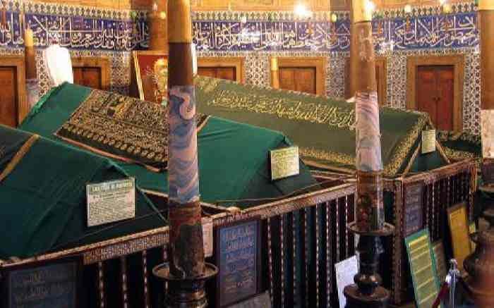 Могила султана Сулеймана Великолепного
