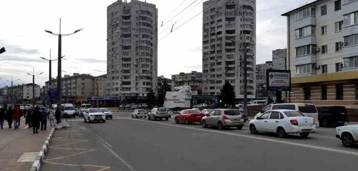 Новороссийск проспект Ленина