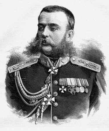 Генерал Скобелев Михаил Дмитриевич