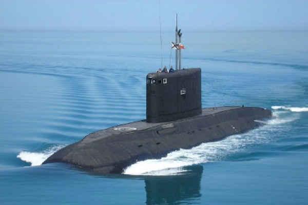 подводная лодка проекта 636 Варшавянка