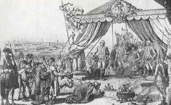 Взятие Очакова 1788