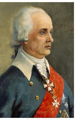 контр-адмирал Ф.Ф. Ушаков