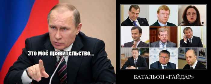 гвардия Путина