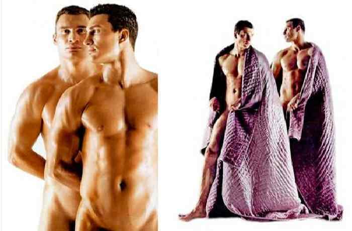 Сексуальные братья Кличко