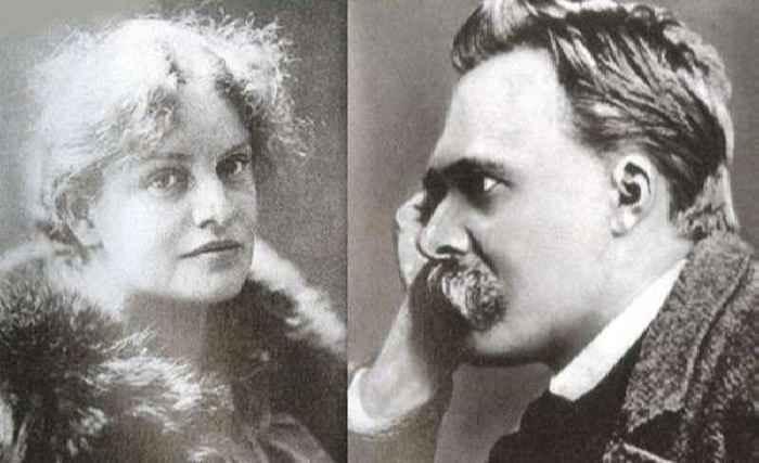 Лу Андреас-Саломе и Ницше