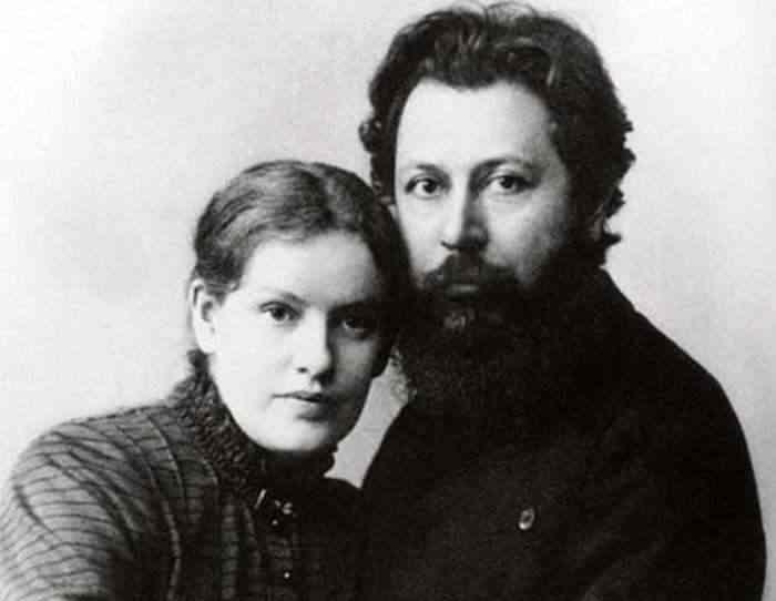Лу Андреас-Саломе и Фридрих Карл Андреас