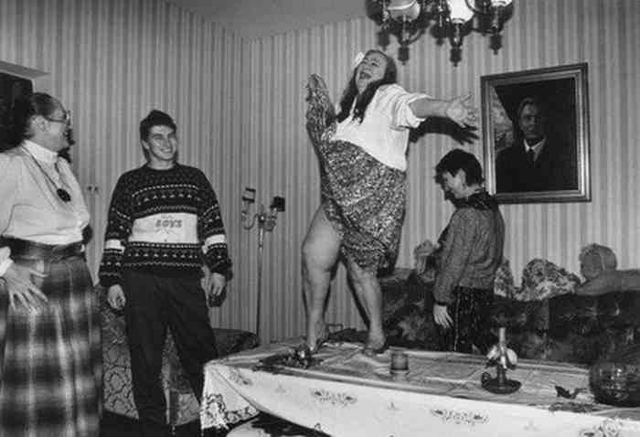 Галина Брежнева, дочь генерального секретаря ЦК КПСС Леонида Ильича Брежнева