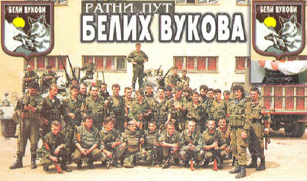 Русские добровольцы в Сербии