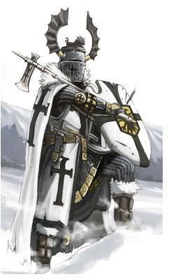 рыцарь Тевтонского ордена