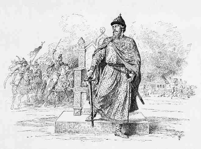 Князь Дмиитрий Алексаандрович