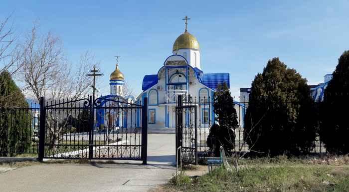 Новороссийск. Храм Новомучеников и исповедников российских
