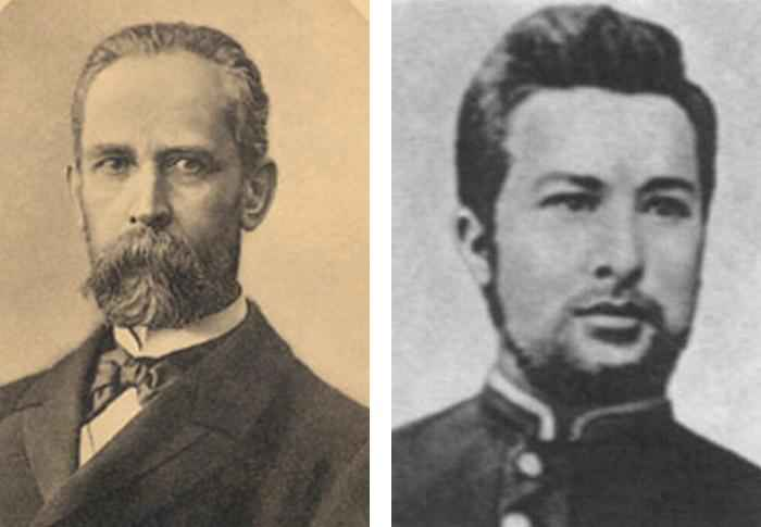 Николай Павлович Боголепов и его убийца Пётр Карпович