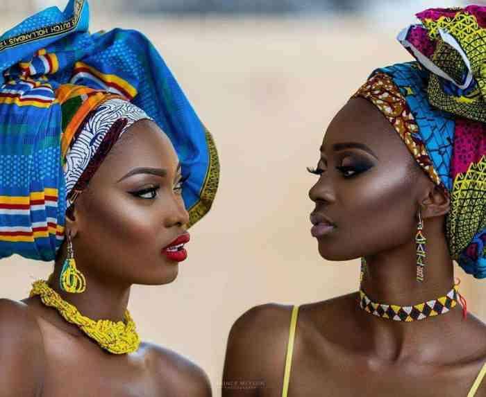 африканские азиатки
