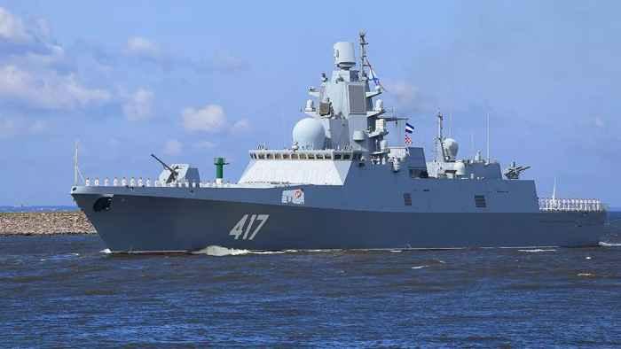 фрегат Адмирал Горшков