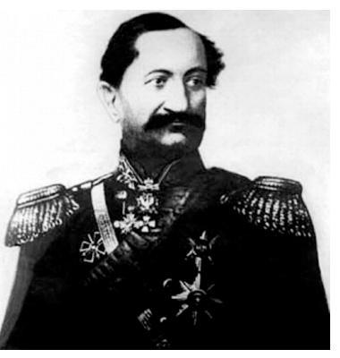 Адмирал Серебряков Лазарь Маркович