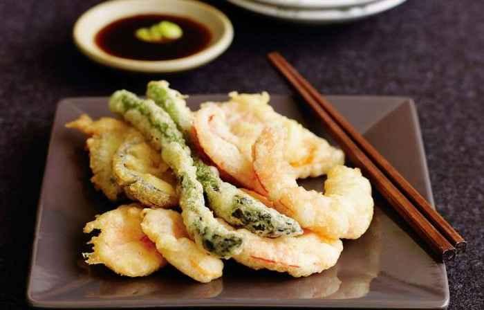 японская тэмпура